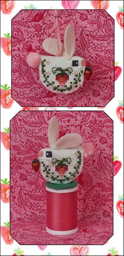 Just Nan Strawberry Bunny