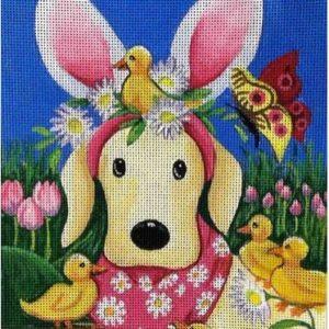 LYM Happy Easter Puppy GA-16