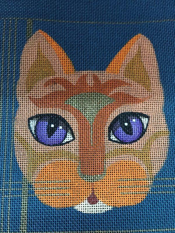 Leigh Cat Peaches 2616