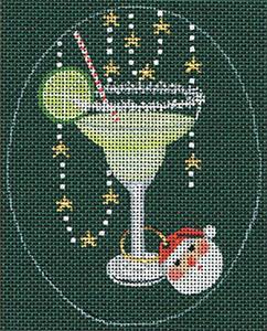 Leigh Designs Christmas Martini 8106