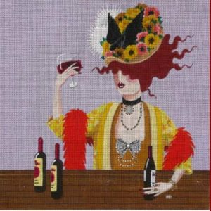 Leigh Designs Floozies Pinot Patsy 4893