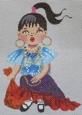 Leigh Designs Gypsy Janie 5207