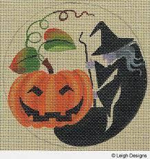 Leigh Designs Halloween 7804