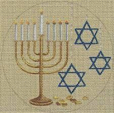 Leigh Designs Hanukkah 7807