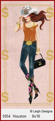Leigh Designs Houston Gold Digger