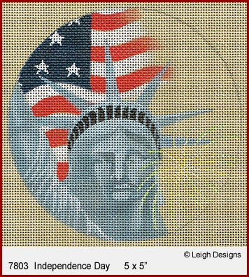 Leigh Designs Independence Day 7803