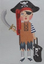 Leigh Designs Pirate Mikey 5206