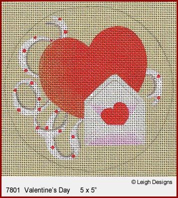 Leigh Designs Valentine Day 7801