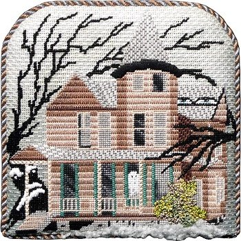 Leigh Designs Wailing Woods with Stitch Guide 5215