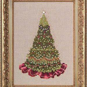 Mirabilia Christmas Tree 2006 Limited Edition Kit by Nora Corbett