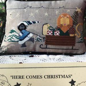 Mosey n Me Here Comes Christmas