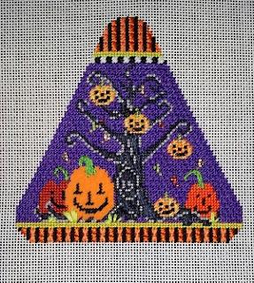 NeedleDeeva Pumpkins Haunted Firs 429A