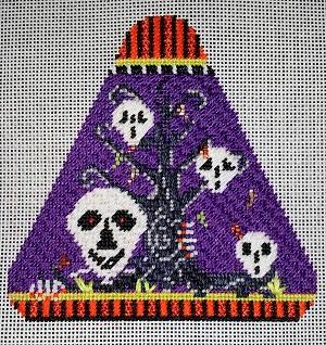 NeedleDeeva Skeleton Haunted Firs 429B