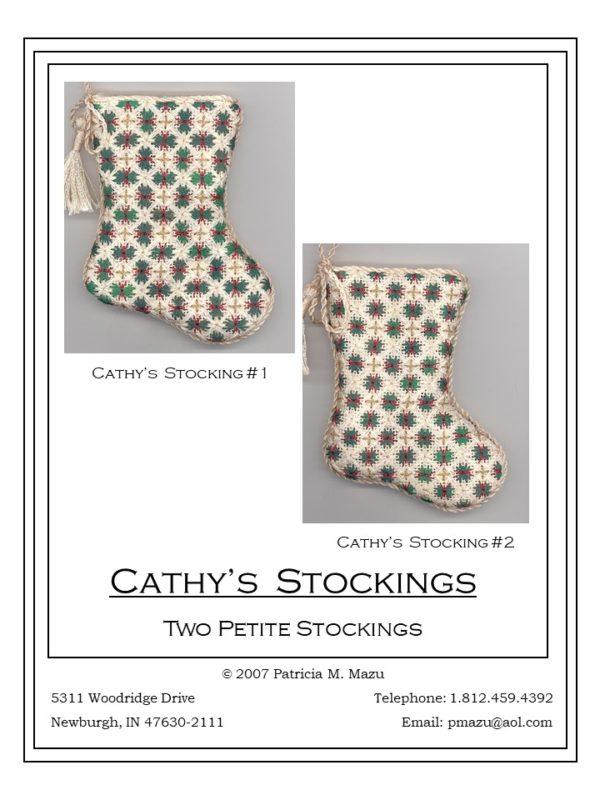 Pat Mazu Cathy's Stockings
