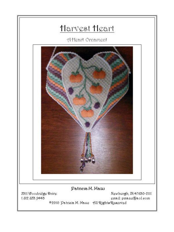 Pat Mazu Harvest Heart