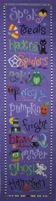 Patti Mann Halloween Sampler 5418