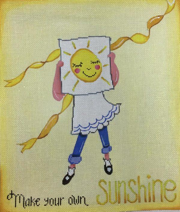 Patti Mann Make Your Own Sunshine 20021