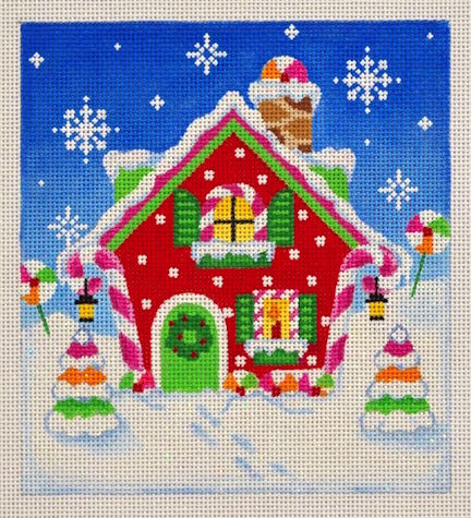 Pepperberry Designs Christmas Holiday House HH01