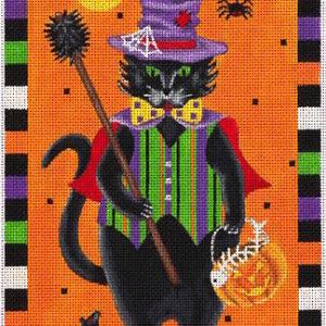 Pepperberry Designs Meet Mr Cat HW01