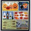 Pippin Halloween Sampler P SI-005