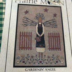 Prairie Moon Gardenin' Angel with Tin Pieces