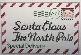 Rachel Donley Small Santa Letter RD031