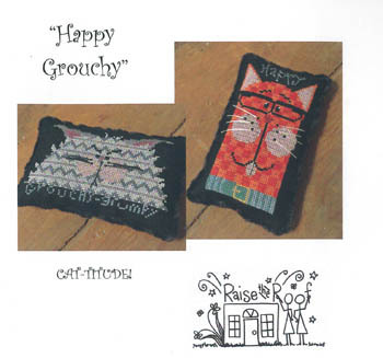 Raise The Roof Happy Cat-titude and Grouchy Cat-titude Kits