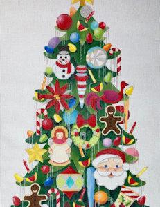 Raymond Crawford Giant Christmas Tree