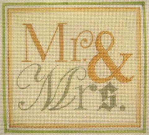 Raymond Crawford Mr & Mrs HO104