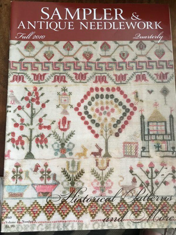Sampler & Antique Needlework Fall 2010