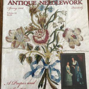 Sampler & Antique Needlework Spring 2006