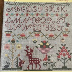 Sampler & Antique Needlework Spring 2010