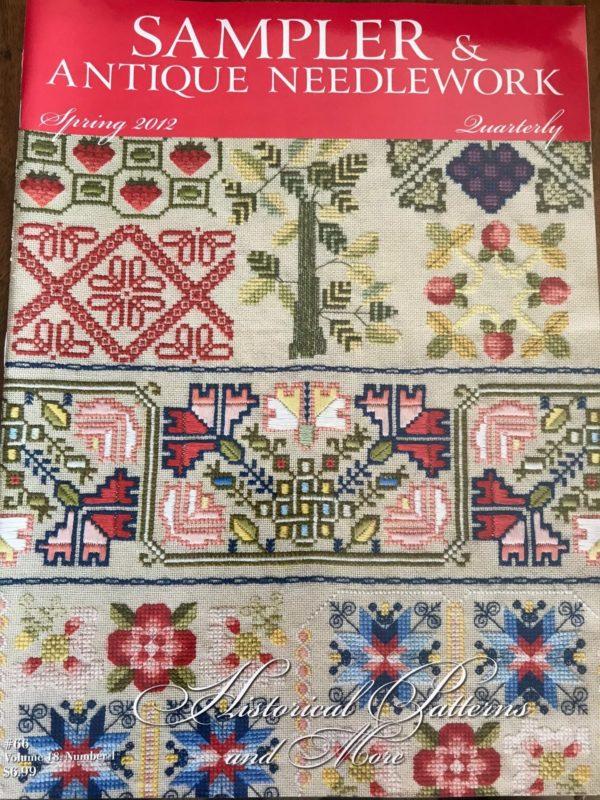 Sampler & Antique Needlework Spring 2012