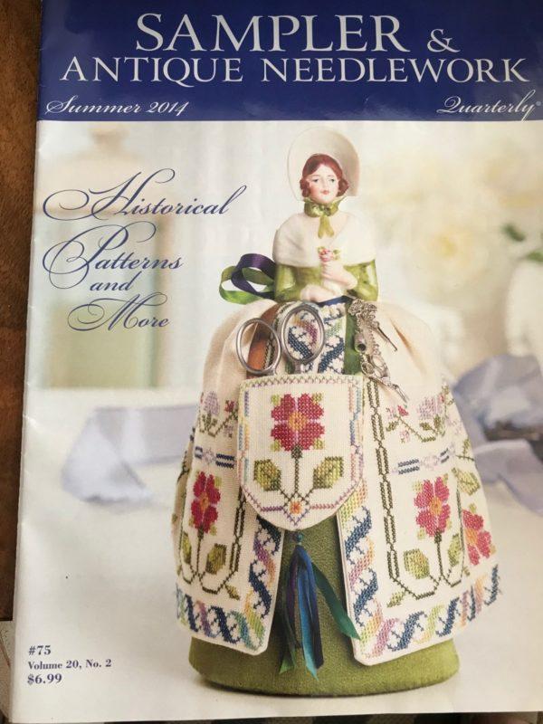 Sampler & Antique Needlework Summer 2014