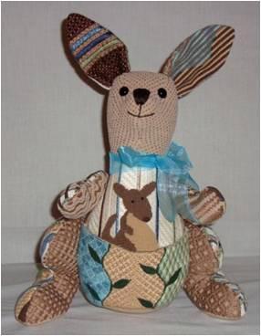 Sew Much Fun Kelsey Kangaroo