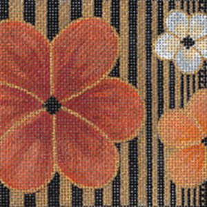 Sharon G Metallic Flowers with Stitch Guide GS-385XL