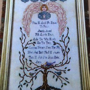 The Sunflower Seed Bedtime Prayer