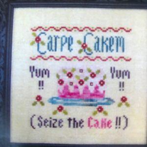 The Sunflower Seed Carpe Cakem