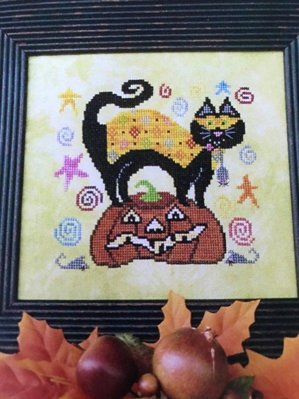 The Sunflower Seed Halloween Bandit