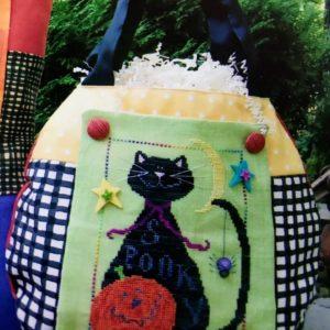 Val's Stuff Spooky with Trail Creek Farm Treat Bag